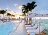 Die Dachterrasse mit Pool und Bar ist einmalig in South Beach / Bildquelle: Kocherscheidt Kommunikation