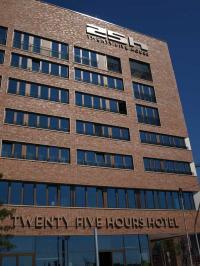 Das 25hours Hotel HafenCity, Hamburg / Bildquelle: © Sascha Brenning - Hotelier.de