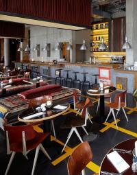Das Restaurant 'HEIMAT Küche + Bar'