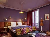 25hours Hotel Paris Mock-up-Room / Bildquelle: © Stephan Lemke for 25hours Hotels