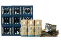 400 Liter im Vergleich — Beer-in-Box spart Transport-, Lager- und Entsorgungskosten