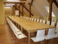 A&O Leipzig Tagungsräume 150qm; Bildquelle A&O HOTELS and HOSTELS Holding AG