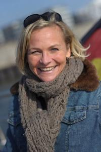 Bettina aus der Taufstadt Kiel / Bildquelle: AIDA Cruises