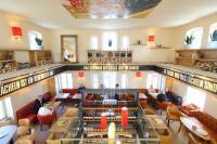 ALEX München Pasing_Obergeschoss mit Klimt-Bild, Bildquellen W&P PUBLIPRESS