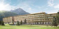 Rendering vom AMERON Hotel in Davos / Bildquelle: KPRN Network GmbH