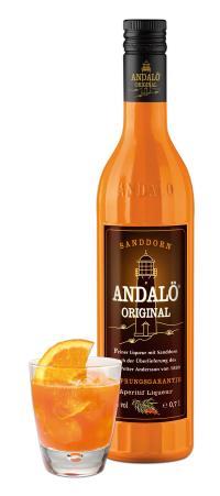 Sanddornlikör ANDALÖ: Pamela Anderson kreiert neues In-Getränk
