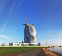 Das wunderbare 4-Sterne-Hotel ATLANTIC Hotel SAIL City in Bremerhaven, gleichzeitig Bildquelle