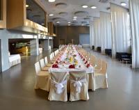 Bild vom Restaurant im AZIMUT Hotel Ufa