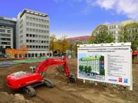 Accor Baustelle ibis und ibis budget am Wittenbergplatz