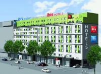 So soll's ausehen: Wittenbergplatz mit Ibis