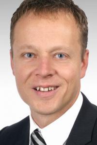 Verantwortung für Verwaltung, Finanzen und Controlling: Pascal Hauser