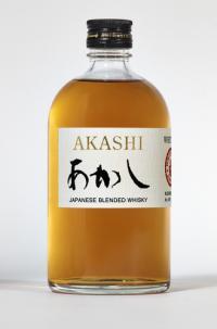 Akashi Blended Whisky aus Japan, 0,5 l; Bioldquellen ad publica Public Relations GmbH