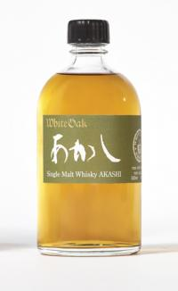 Akashi Single Malt Whisky aus Japan,, 0,5 l
