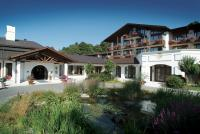 Foto: Alpenhof Murnau / Eingangsbereich