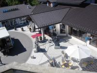 Impression des heutigen Tages vom Eingangsbereich / Bildquelle: Alpenhof Murnau