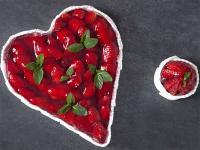 Süßer Genuss: Erdbeerherz zum Muttertag / Bildquelle: Alle Alpenhof Murnau
