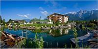 Tirols Sterne-Award-Sieger 2012: das Alpenresort Schwarz in Mieming / Foto: Alpenresort Schwarz