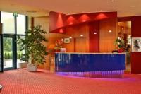 Die Rezeption vom AMEDIA Hotel Zwickau / Bildquelle: AMEDIA Hotel GmbH