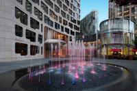 Andaz Shanghai -  the plaza & fountain