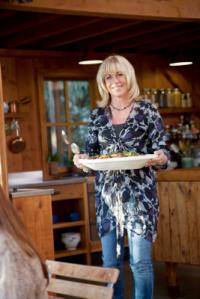 Annabel Langbein serviert italienische Köstlichkeiten; © RTL Living