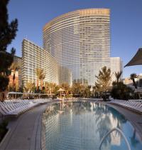 Im Sechs-Sterne-Hotel Aria Resort & Casino leben TUI Gäste den Las-Vegas-Traum, Bildquelle hier und unten TUI