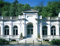 Auf der Route zu besichtigen: Arts Museum Kurhaus Kleve