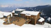 Das AsitzBräu - Europas höchstgelegenes Bräuhaus auf 1.760 m mitten im Skigebiet Saalbach-Hinterglemm-Leogang / Bildquelle: Wellnesshotel