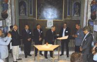 Treffen am 08.07.12 / Bildquelle: Atout France - Französische Zentrale für Tourismus