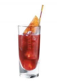 Cocktail Averna Rosso Siciliano