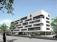 B&B Hotel auf gatelands. Bildquellen gatelands Projektentwicklung GmbH & Co. KG