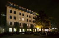 BEST WESTERN PREMIER Hotel Villa Stokkum mit Denkmal geschützter Fassade; Bildquelle max.PR