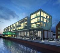 Best Western erweitert das Portfolio in Deutschland um ein neues Hotel in Bremerhaven. Das Haus mit über 90 Zimmern und zentraler Lage im Hafengebiet befindet sich im Bau und wird im April 2013 seine Pforten für die Gäste öffnen, Bildquelle BW