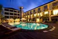 Best Western expandiert in Indonesien: Bis 2015 sollen 25 weitere Hotels das Portfolio der Marke im weltgrößten Inselstaat verstärken. Im Bild: das bereits bestehende BEST WESTERN Resort Kuta auf Bali, Bildquelle Best Western Hotels Deutschland GmbH