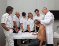 Von den Erfahrungen aus dem Profi-Fußball können in Zukunft Patienten und Gäste im Bad Füssinger Johannesbad profitieren / Bildquelle: Beide Kur- & GästeService Bad Füssing/Johannesbad