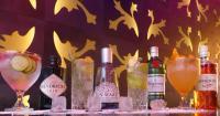 Kleine Auswahl aus 20 verschieden Gin-Sorten / Bildquelle: Hotel Barceló Hamburg