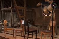 Die neue BasicLine: links im Bild die Stühle Paolo, rechts die Stühle Castro; Bilderquelle Silvia Rütter Kommunikation