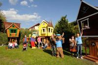 Piratenhäuser, Hexenhaus oder Steinhaus: Für jeden etwas dabei / Bildquelle: Alle te-project