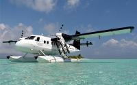 Beach House Maldives Seaplane