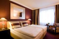 Zimmer im BestWestern Hotel Hamburg International / Bildquelle: Alle Bellmann Interior