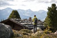 Ob wohl jemand zuhause ist? Berghütte im Zillertal.  Copyright: Zillertal Tourismus, Andre Schönherr