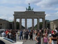 Gerade bei ausländischen Gästen sehr beliebt: Das Brandenburger Tor in Berlin / Bildquelle: Sascha Brenning - Hotelier.de