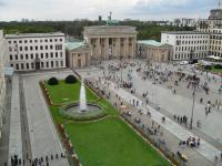 Ein Besuchermagnet: Das Brandenburger Tor in Berlin, Bildquelle Sascha Brenning Hotelier.de