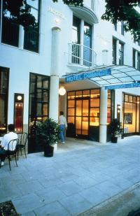 Best Western Hotel Domicil Bonn Eingangsbereich
