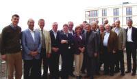 Stark für das Gastgewerbe: Die Spitzenvertreter der deutschsprachigen Hotellerie- und Gastronomieverbände bei ihrem Jahrestreffen vom  13. bis 15. Juni 2010 auf Sylt