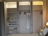 Hotelzimmersafe im Kleiderschrank des Grand Hotel Heiligendamm, Bildquelle Sascha Brenning
