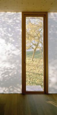 Biohotel Hörger - Fenster innen
