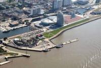 Luftbild Havenwelten: Copyright BIS Bremerhaven