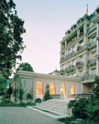 Die Orangerie von Brenners Park Hotel