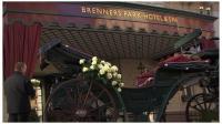 BRENNERs Parkhotel & SPA Entree, Bildquelle hier und unten SWR/SR