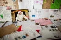 Briefe an den Weihnachtsmann / Fotonachweis: Deutsche Post